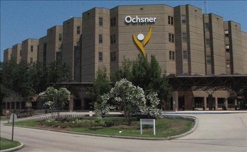 7) Ocshner Medical Center Kenner