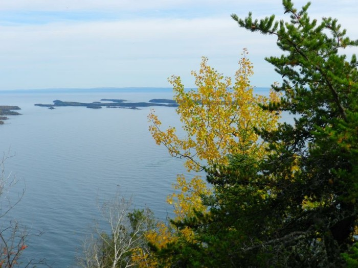 16. Joan Demarais captured the beauty of very Northern MN as it runs into the Canadian border.