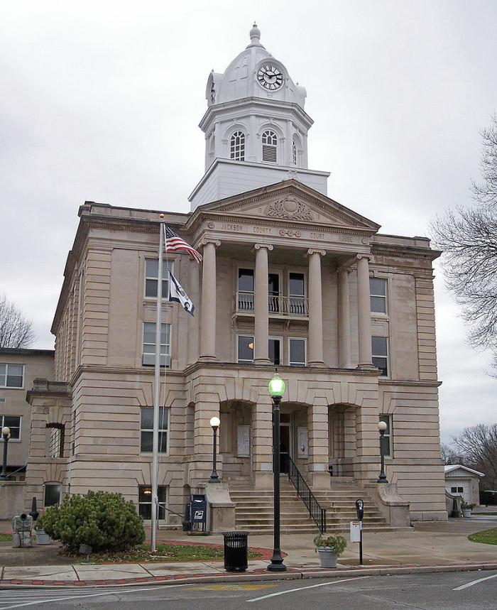 9. Jackson County