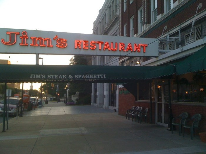 7. Jim's Spaghetti in Huntington
