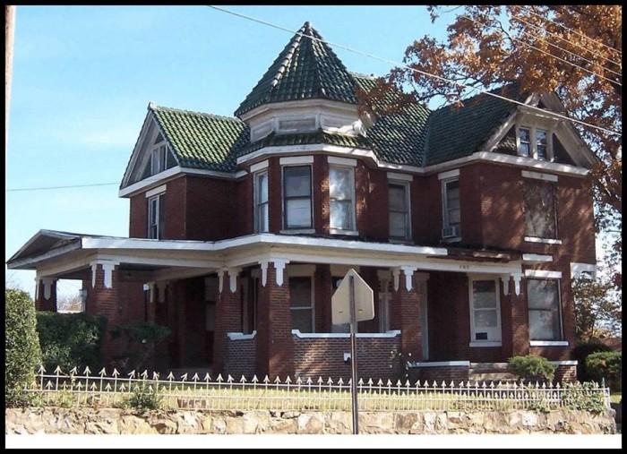 7. John Lee Webb House