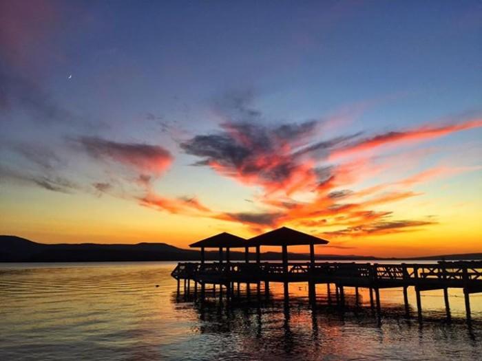 16. Sunset by Josue Enriquez