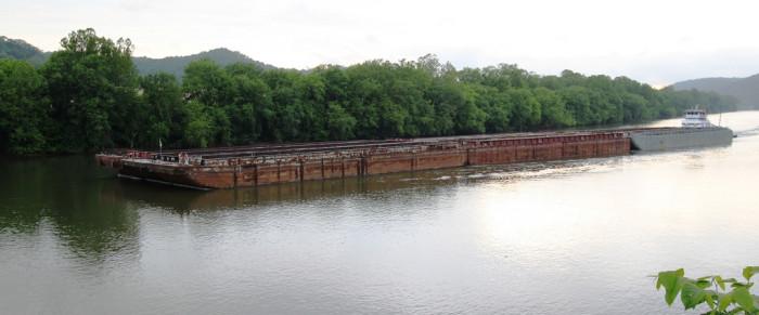 6. The Kanawha River
