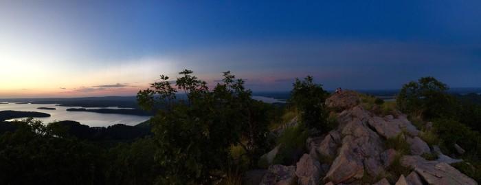 4. Pinnacle Mountain State Park by Karem Ochoa Robles
