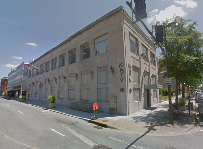 1. Worthen Building/KATV Building