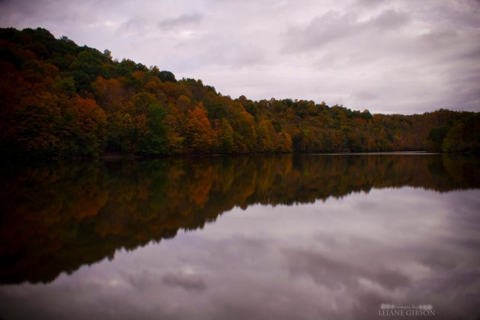 4. Leiane Gibson got this one of Kee Reservoir.