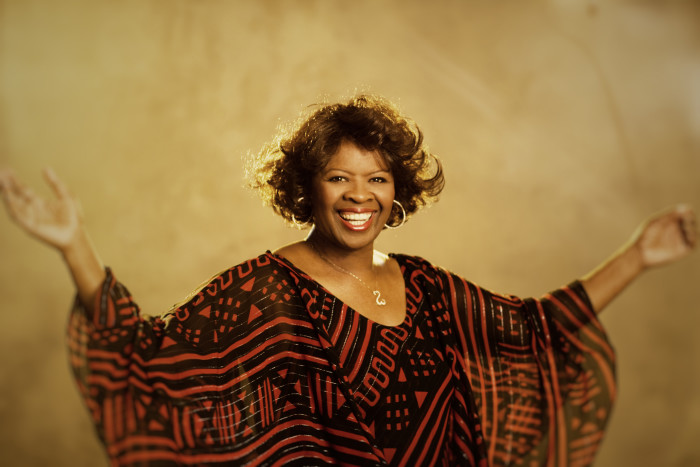 6) Irma Thomas Born: New Orleans