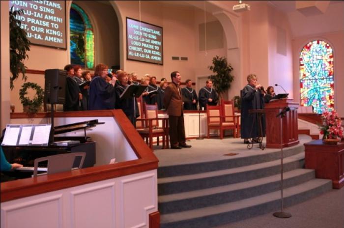 7) La Salle Parish