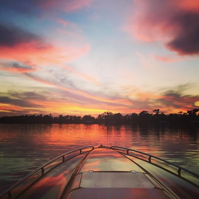 13) Tickfaw River by Lauren Burke