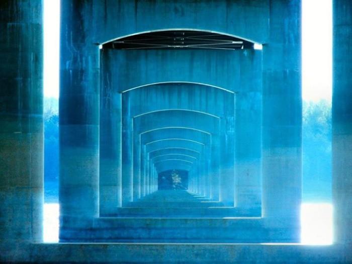 9. Norfork Bridge by Mackie Phillips