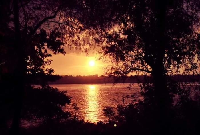 2. Melissia Carter captured this shot of the Mississippi River at Port Allen.
