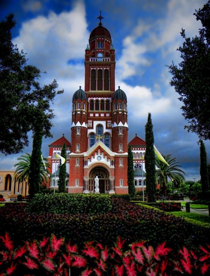 2) St. Johns Cathedral, Lafayette, LA by Michael Grado