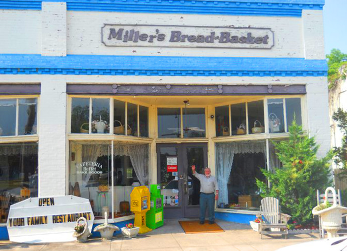 2. Miller's Bread Basket, 483 Main St, Blackville