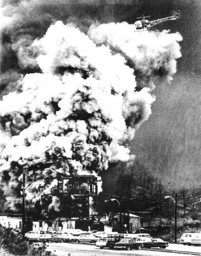 6. Coal mining accidents