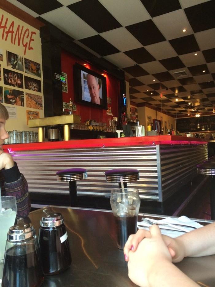 4. Morgan's High Street Diner in Morgantown