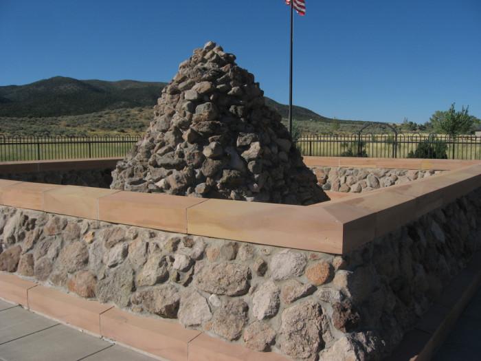 2. Mountain Meadow Massacre Site, Washington County