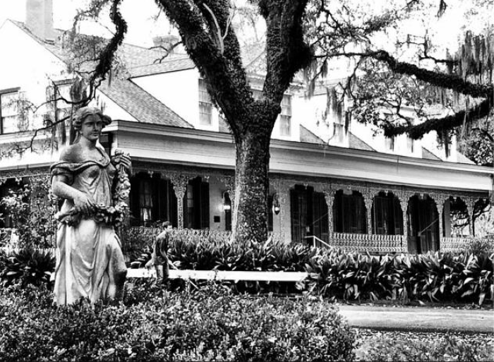 1) Chloe, Myrtles Plantation in St. Francisville