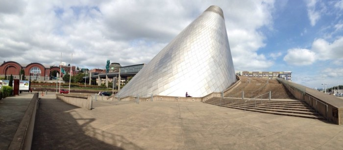 4. Tacoma Museum of Glass