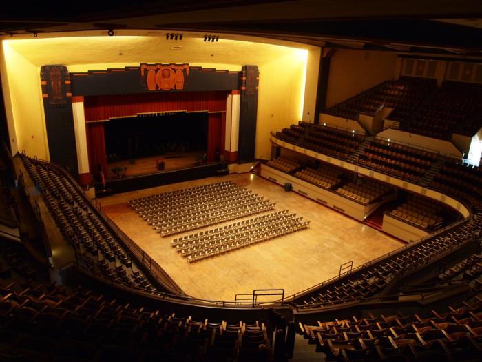 5) Sarge, Shreveport Municipal Auditorium, Shreveport