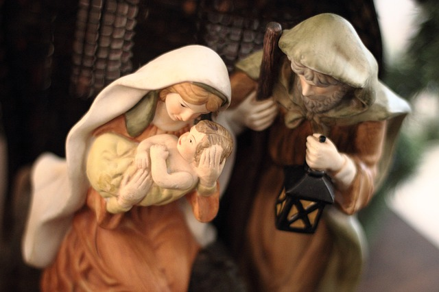 8. Why couldn't baby Jesus be born in the state of Indiana?