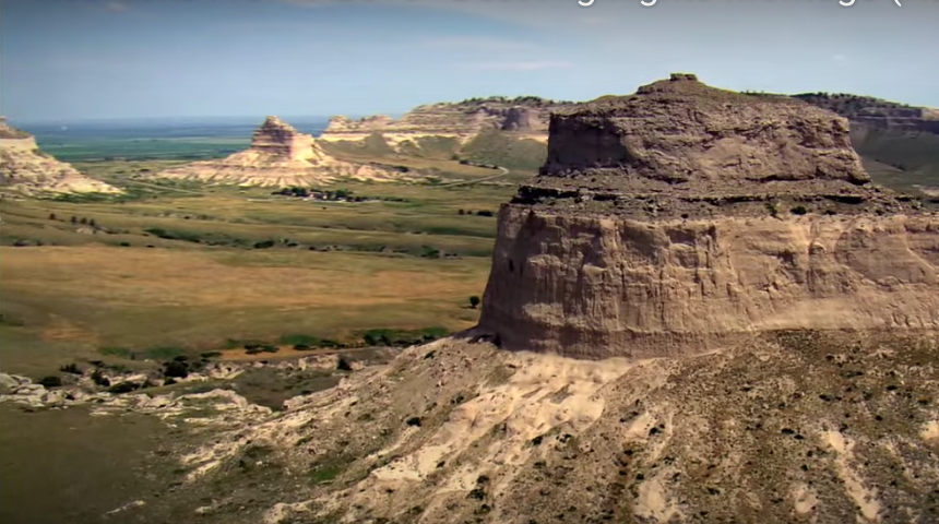 Amazing Aerial Footage Of Nebraska