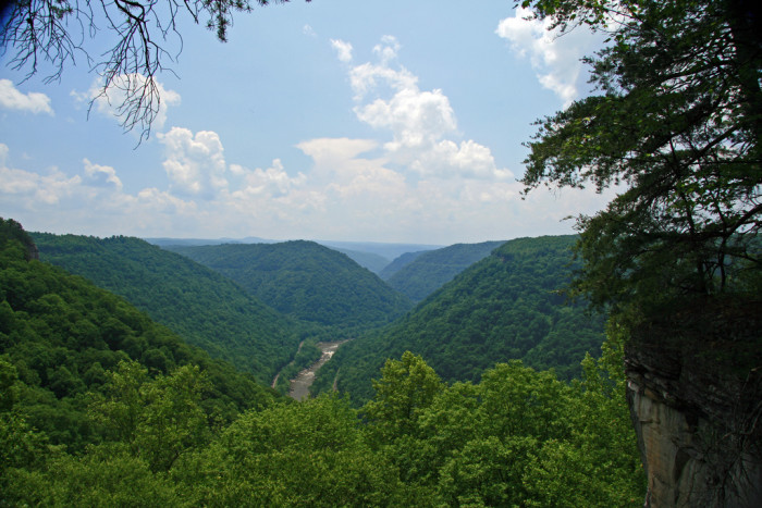 4. The New River Gorge