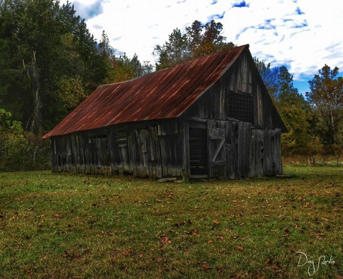 3. Old Barn by Doug Nordin