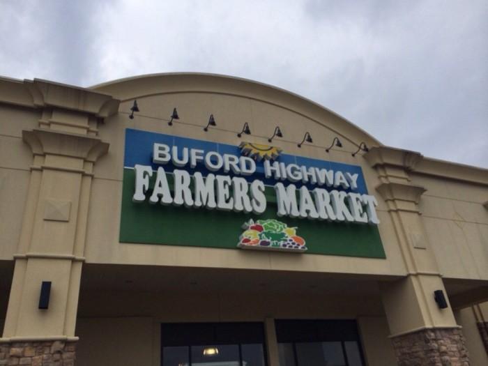 6. Buford Highway Farmers Market - 5600 Buford Hwy NE, Atlanta, GA 30340