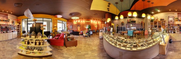 5. Cocoa Dolce Artisan Chocolates (Wichita)
