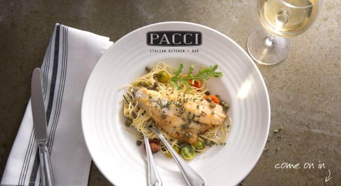 7. Pacci Italian Kitchen + Bar - 601 E Bay St Savannah, GA 31401