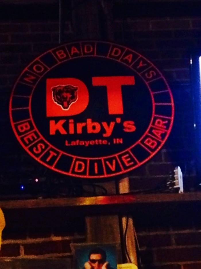 5. DT Kirby's