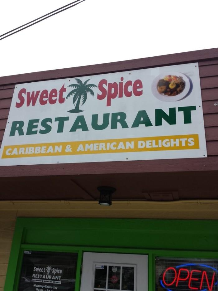 8. Sweet Spice Restaurant and Bar - 1024 W US Hwy 80 Ste 201-203 Pooler, GA 31322