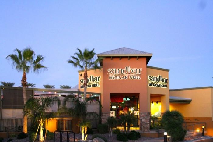 6. Sandbar Mexican Grill, Phoenix