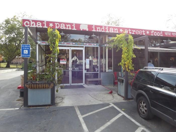 10. Chai Pani Decatur - 406 W Ponce de Leon Ave Decatur, GA 30030