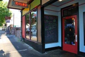 6. Clocked! American Diner - 259 W Washington St, Athens, GA 30601