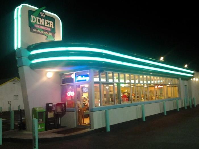 8. The Diner On Abercorn -  7202 Abercorn St, Savannah, GA 31406