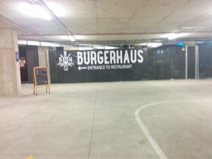7. Burgerhaus