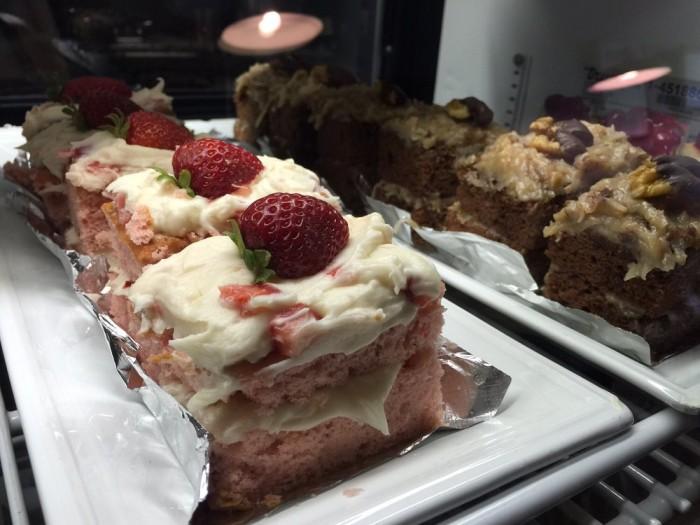 4. Yummy cakes at Inner Bean - 139 Davis Rd Ste C Augusta, GA 30907