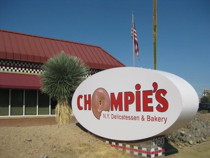 2. Chompie's, Phoenix-metro