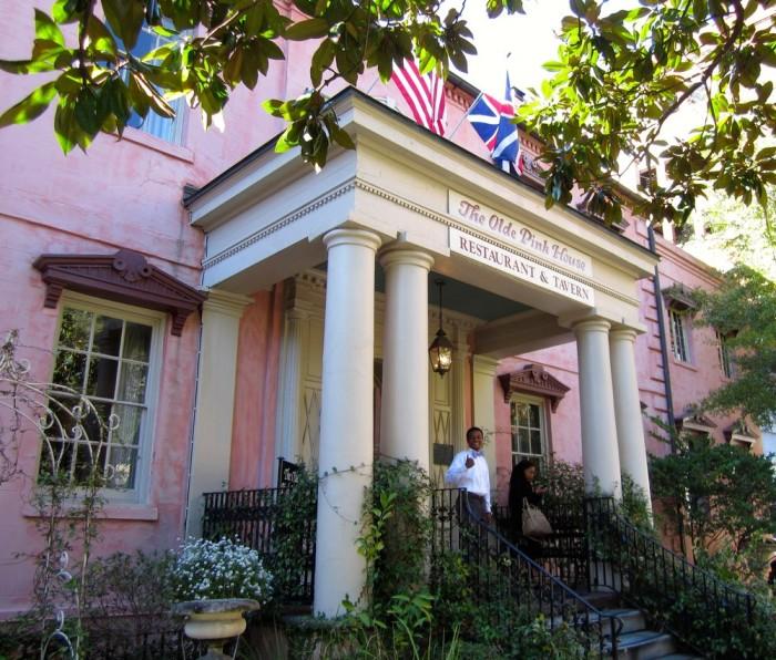 8. Pecan Pie at The Olde Pinke House - 23 Abercorn St, Savannah, GA 31401