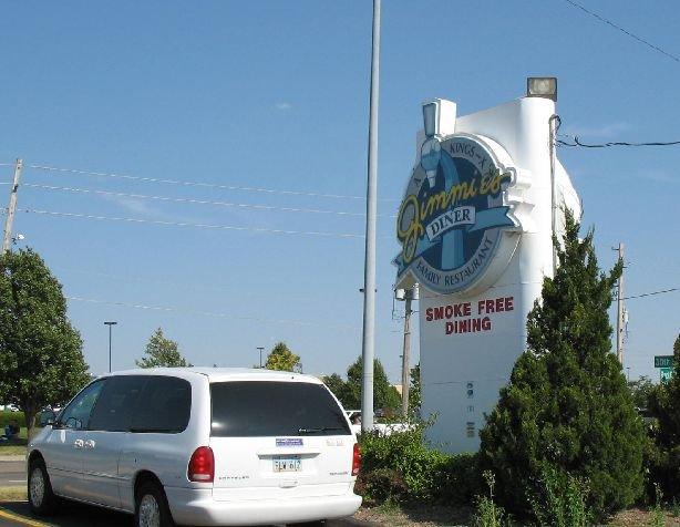 4. Jimmie's Diner (Wichita)