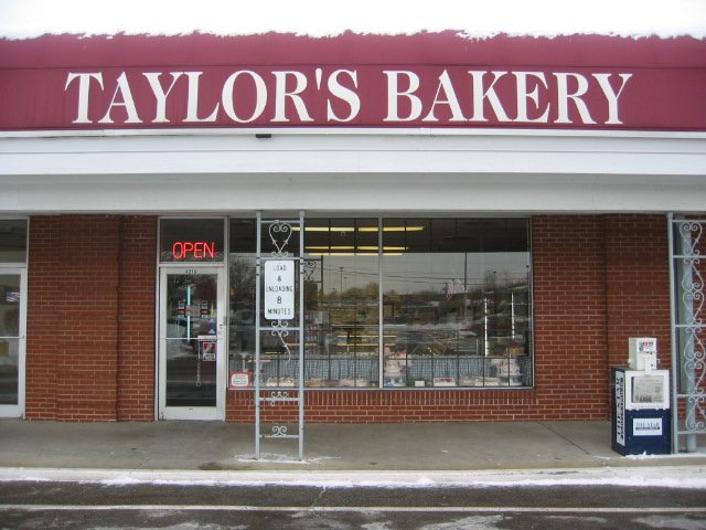 4. Taylor's Bakery