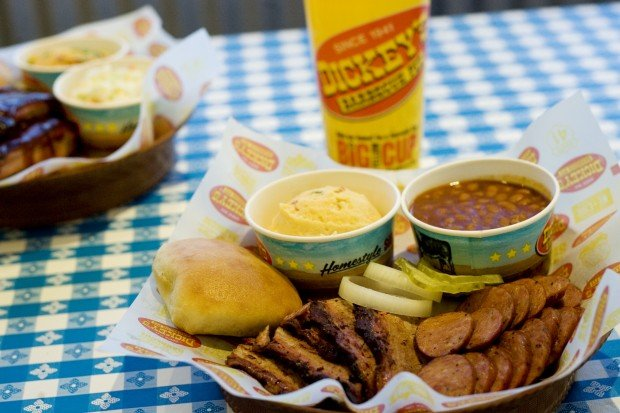 16. Dickey's Barbecue Pit, Knightdale