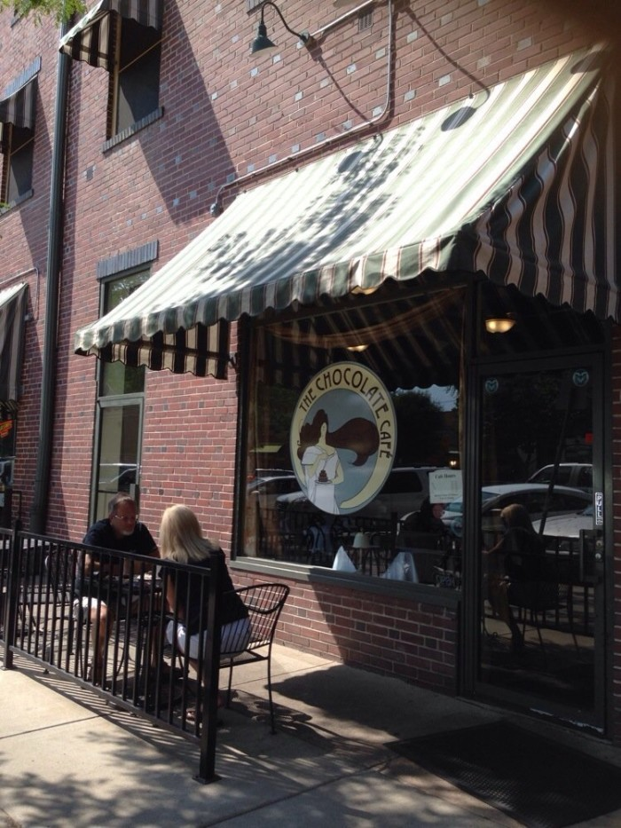 6. The Chocolate Café (Fort Collins)