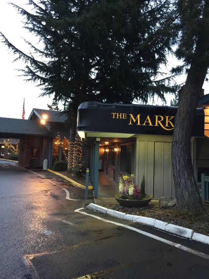 3) The Mark