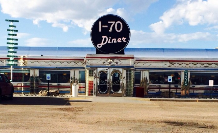 2. I-70 Diner (Flagler)