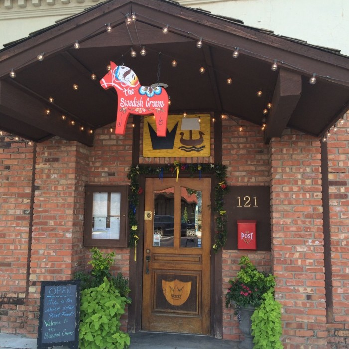4. The Swedish Crown Restaurant (Lindsborg)