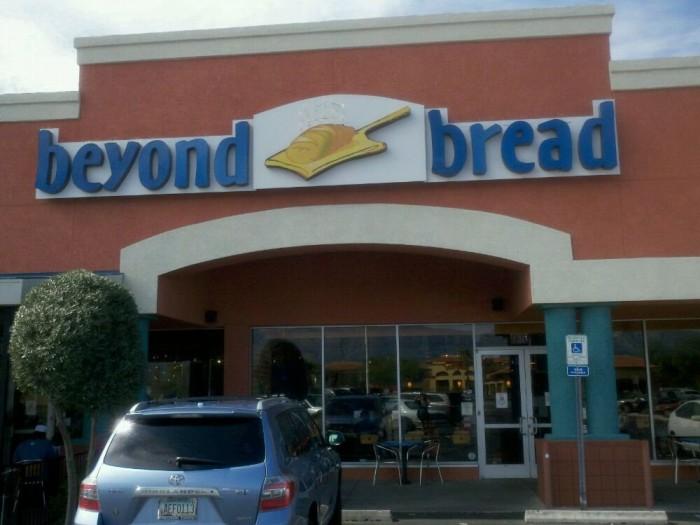 1. Beyond Bread, Tucson