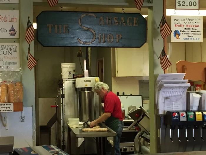 10. Sausage Shop Meat Market & Deli, Tucson