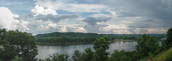 12. The Ohio River